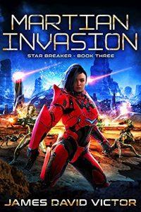 Martian Invasion by James David Victor
