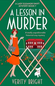 A Lesson in Murder by Verity Bright